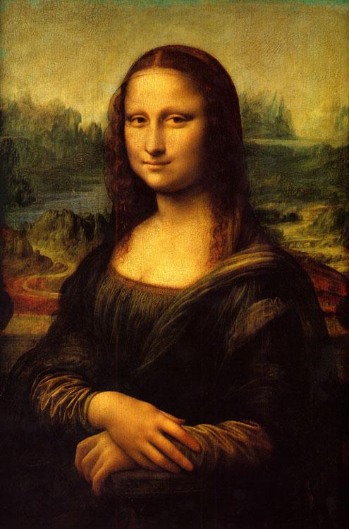 louvre museum online digital Mona Lisa