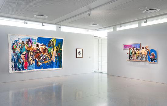 Norval Foundation installation art gallery