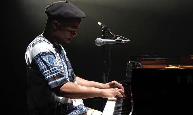 South African pianist Yonela Mnana