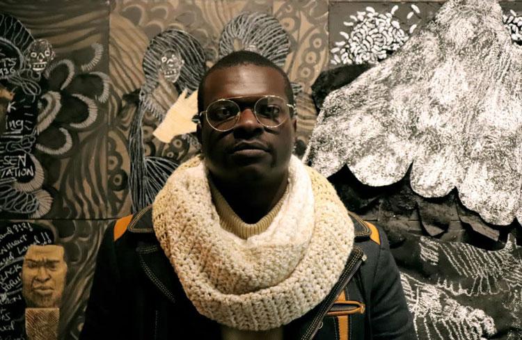 Zimbabwean Ronald Muchatuta Venice Biennale