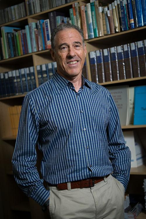 SAMRO CEO Mark Rosin