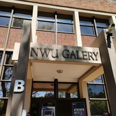 NWU Gallery exterior