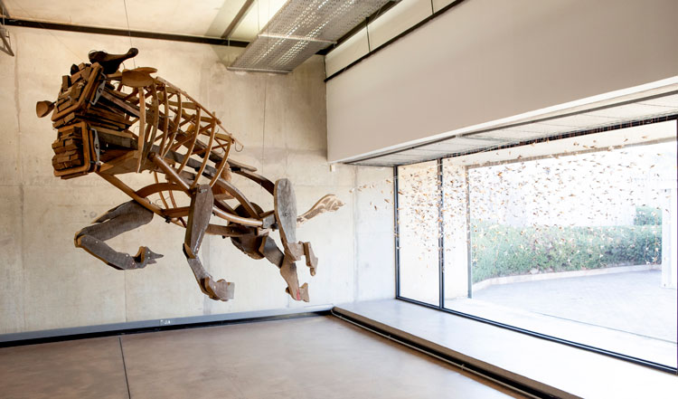 Hannelie Coetzee art sculpture