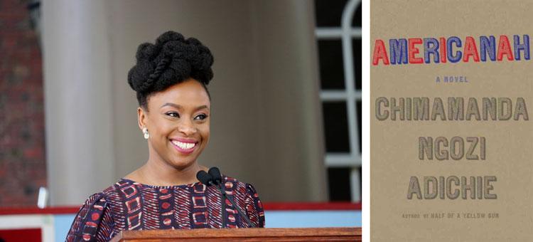 Chimamanda Ngozi Adichie Americanah African writer book