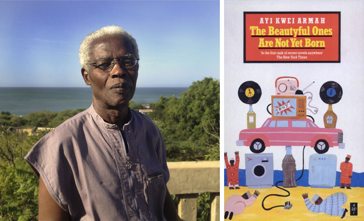 Ayi Kwei Armah The Beautyful Ones Are Not Yet Born African writer book