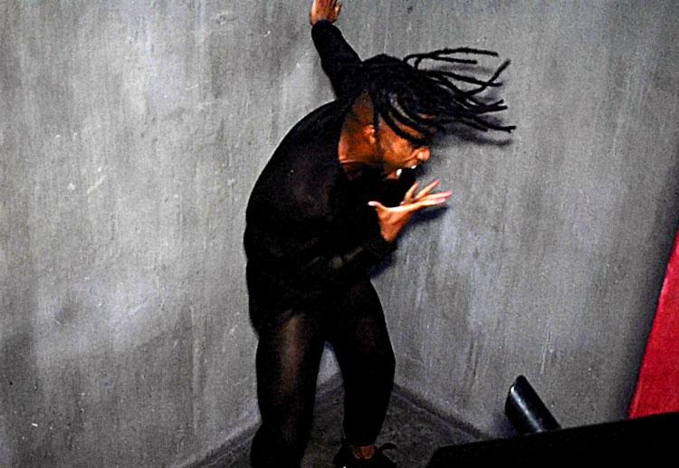 Smangaliso Ngwenya GLARE dance