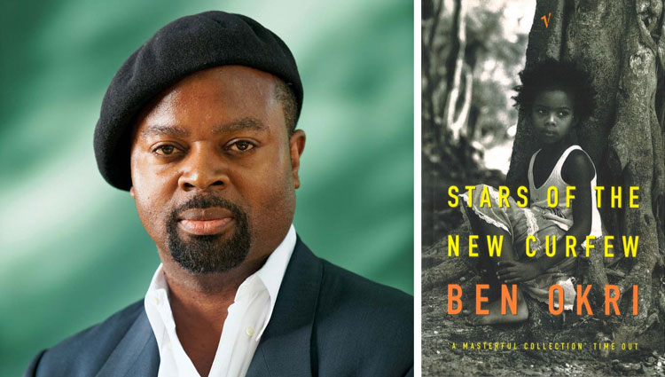 Ben Okri Stars of the New Curfew African writer book