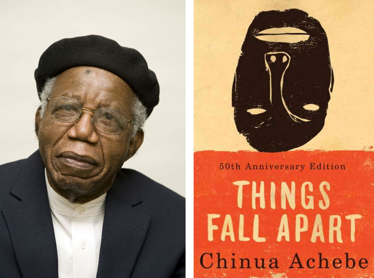 Chinua Achebe Things Fall Apart African writer book