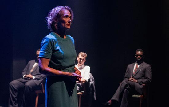 Unlikely Secret Agent theatre show
