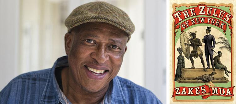 Zakes Mda The Zulus of New York African writer book
