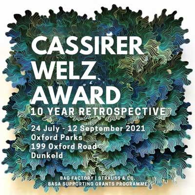 Cassirer Welz Award