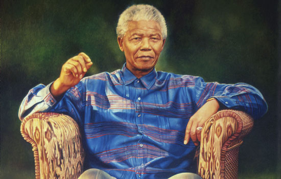 Nelson Mandela Cyril Coetzee