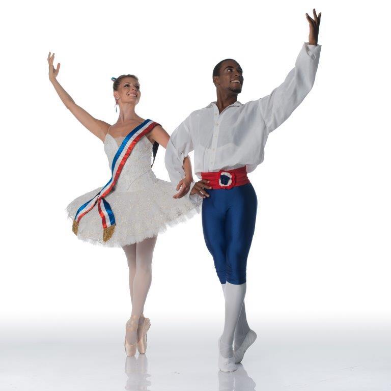 Joburg Ballet Solo Flight