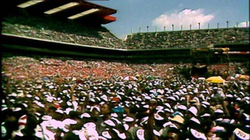 Concert Ellis Park South Africa's woodstock