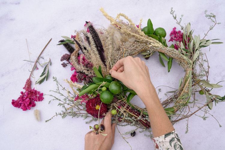 Babylonstoren Flower Crown