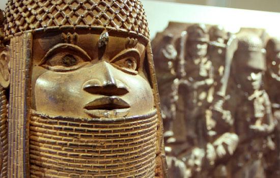Benin Bronzes Germany