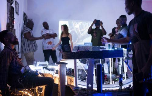 Akwasi Bediako Afrane Henrike Grohs Art Award