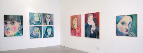 Olivia Botha CAUGHT David Krut Projects