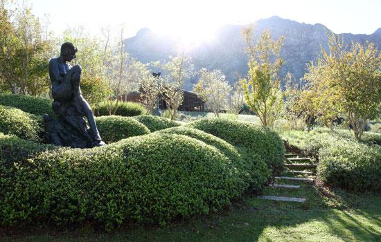 Garden Week Stellenbosch Dylan Lewis Sculpture Garden