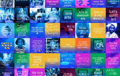 NAF Fringe Artists Bank of Dreams