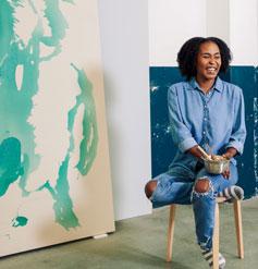 Standard Bank Young Artist Award 2021 Visual Art Buhlebezwe Siwani