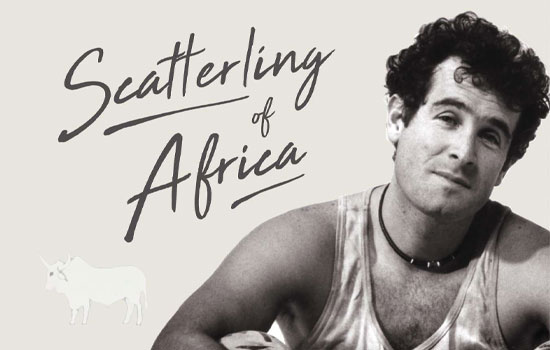 Johnny Clegg Scatterling of Africa book