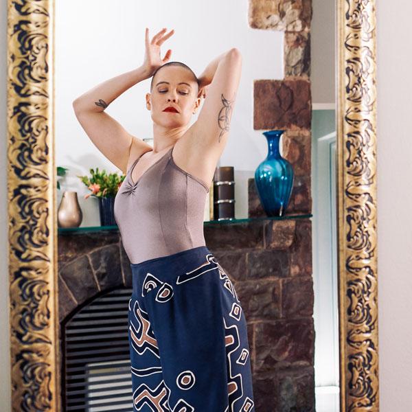 Standard Bank Young Artist Award 2021 Dance Kristi-Leigh Gresse