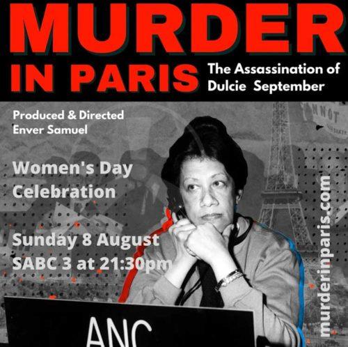 Dulcie September Murder in Paris