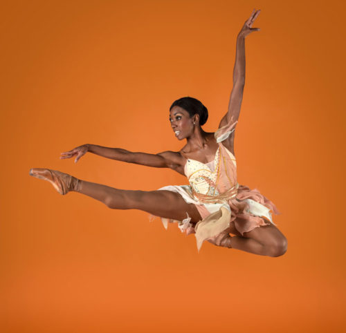 Claudia Monja Joburg Ballet