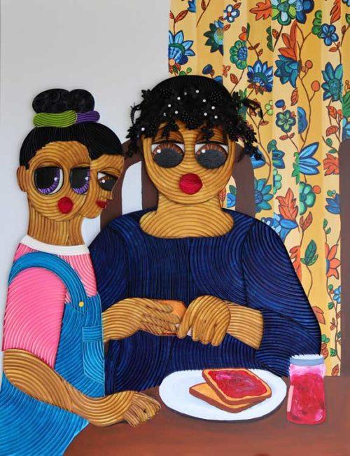 Absa L'Atelier 2021 winners Ayobola Kekere-Ekun